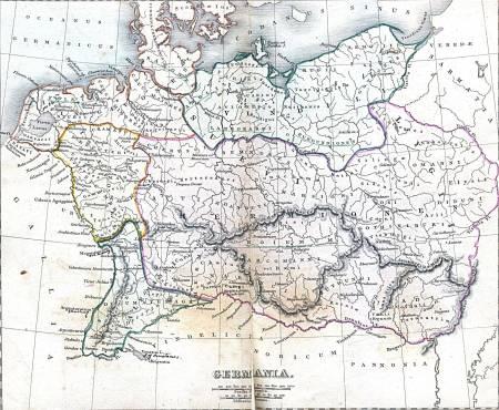 Ahncient Germania