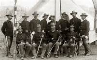 Officers, 7th Infantry, Ft. Laramie